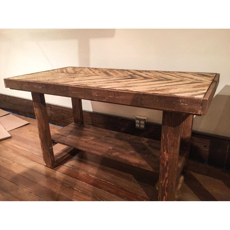 Creative X Soul Stone Washed Chevron Table-2