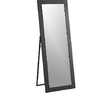 Crate & Barrel Elgin Floor Mirror