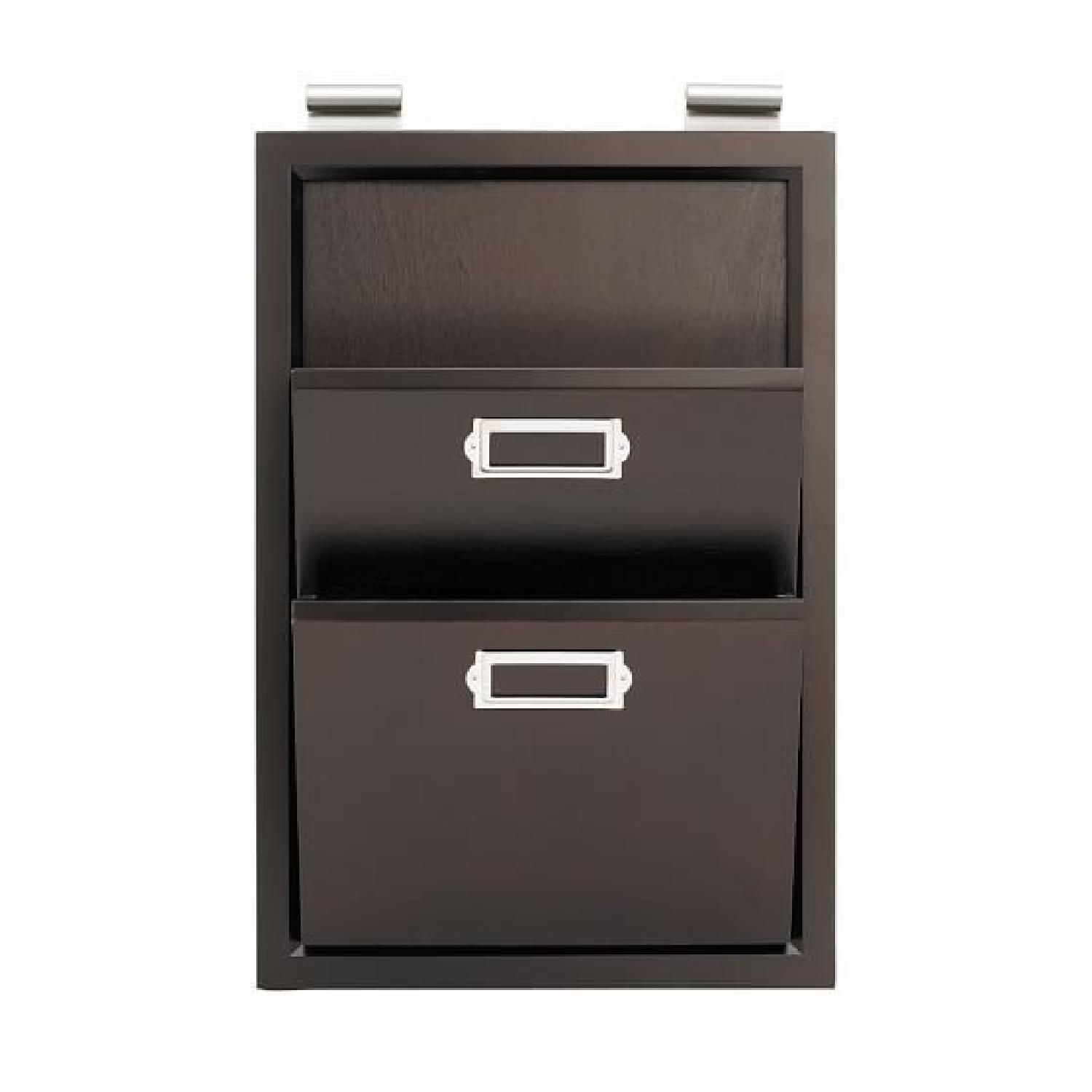 Pottery Barn Home Office Organizer ...