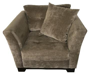 Macy's Kenton Accent Chair