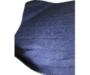 Large Navy Blue Area Rug