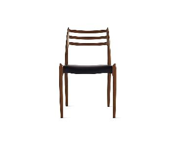 Niels Moller Model 78 Rosewood Dining Chairs