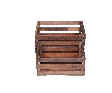 Designe Gallerie Albus Crate