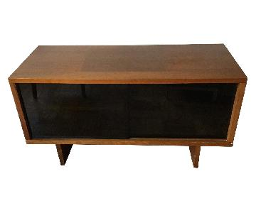 West Elm Small Media Stand