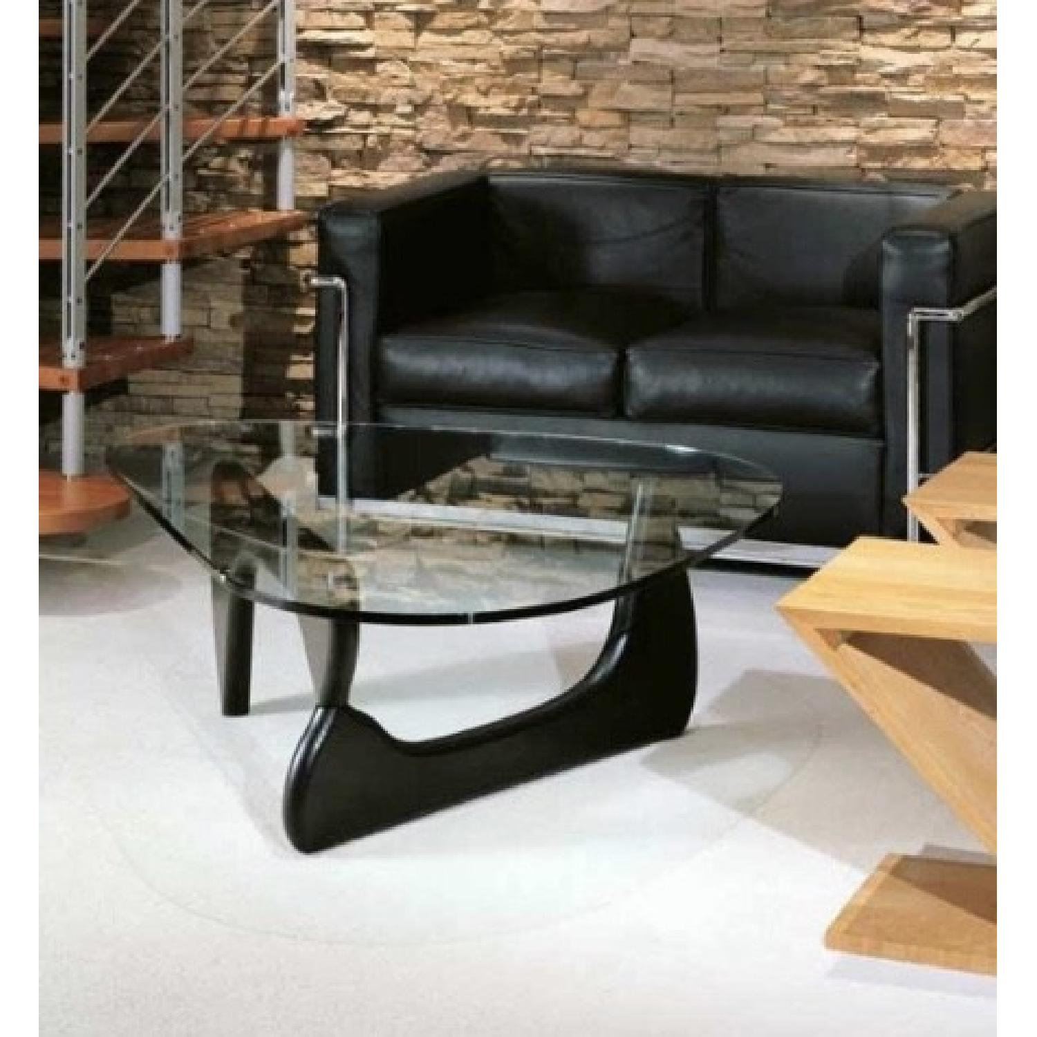 Noguchi Coffee Table Replica in Black