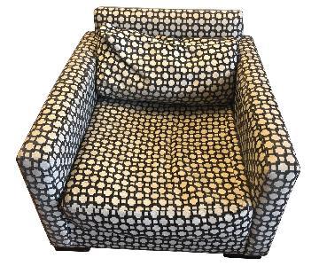 Robert Craymer Custom Accent Chair