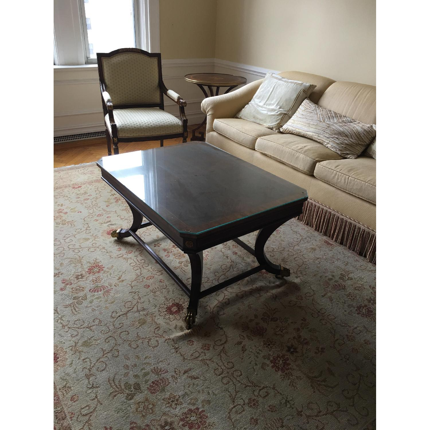 Traditional Wood Coffee Table; Traditional Wood Coffee Table 0 ...