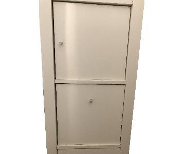Pottery Barn 5 Section Cabinet