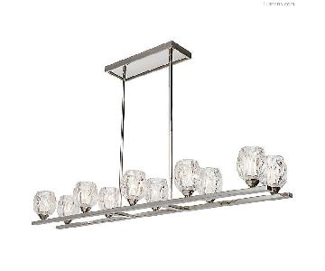 Feiss Linear Suspension Chandelier