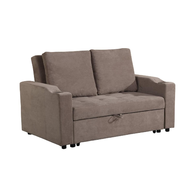 Modern Convertible Sleeper Sofa