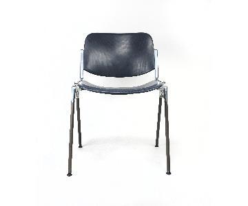 Giancarlo Italian Modern Castelli DSC 106 Chairs