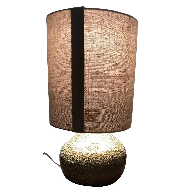Pier 1 Mini Table Lamp