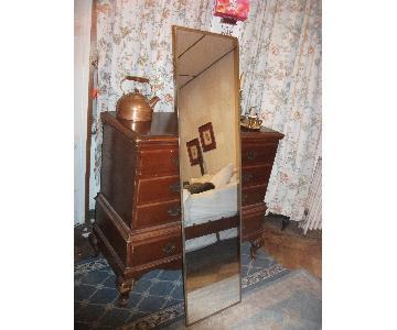 Vintage Full Length Mirror
