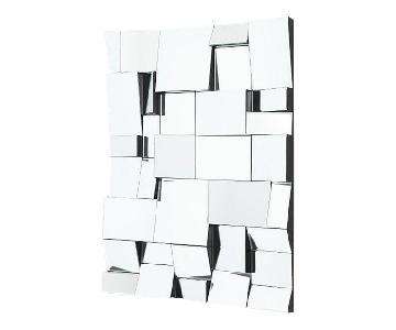 Modani Axis Contemporary Modern Mirror