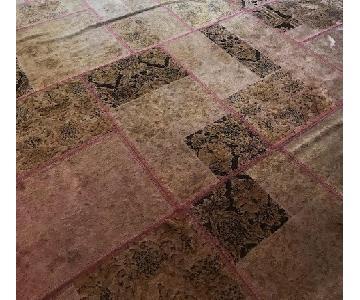 ABC Carpet & Home Silk & Wool Rug