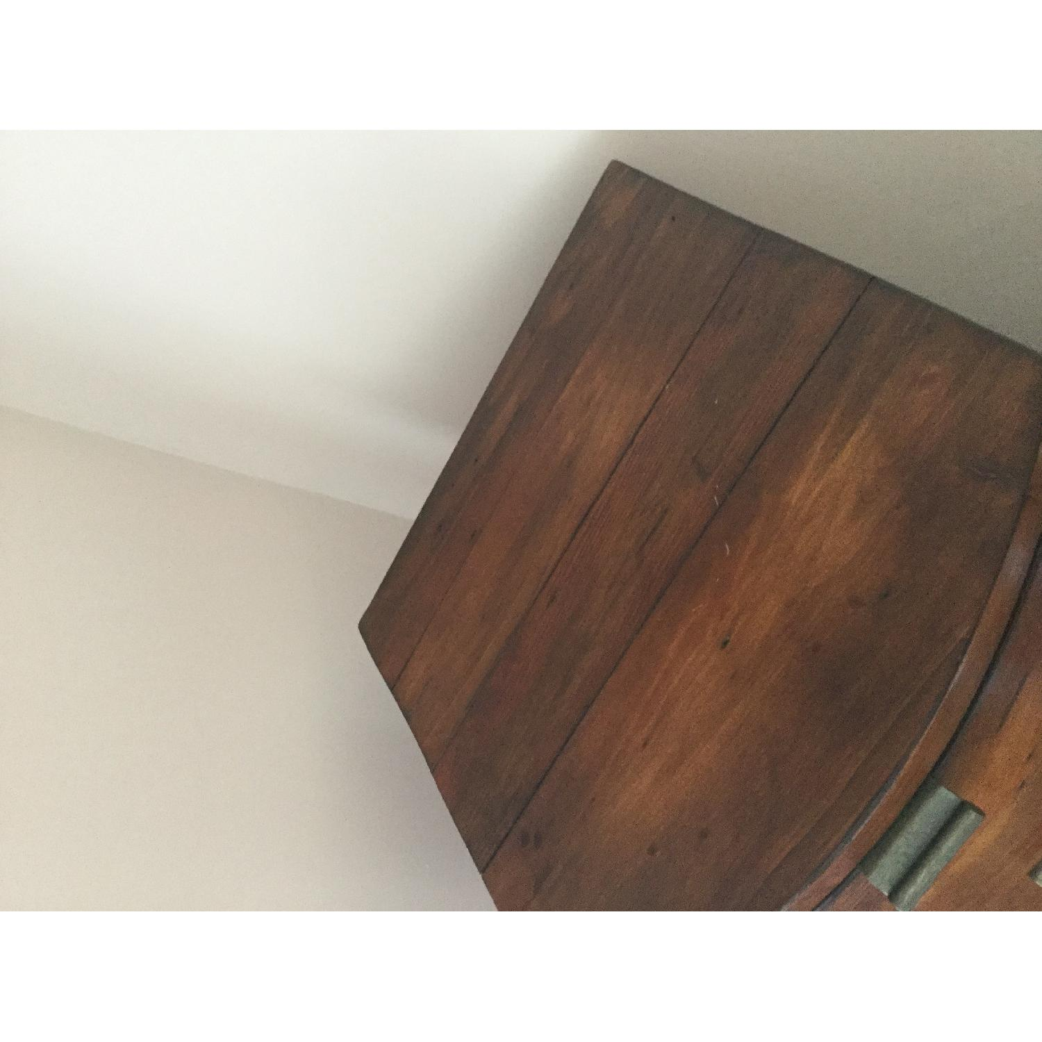 West Elm Tall Solid Wood Lingerie Chest