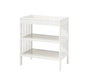 Ikea Changing Table & Pad