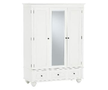 Pottery Barn Chelsea Armoire