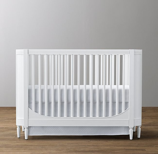 Restoration Hardware Abileen Crib & Bed Conversion Kit