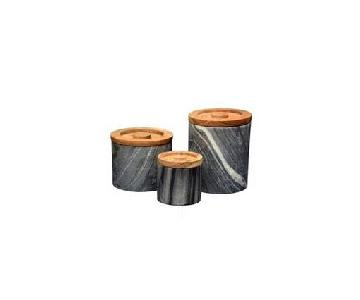 DesigneGallerie Rozene Black Jar