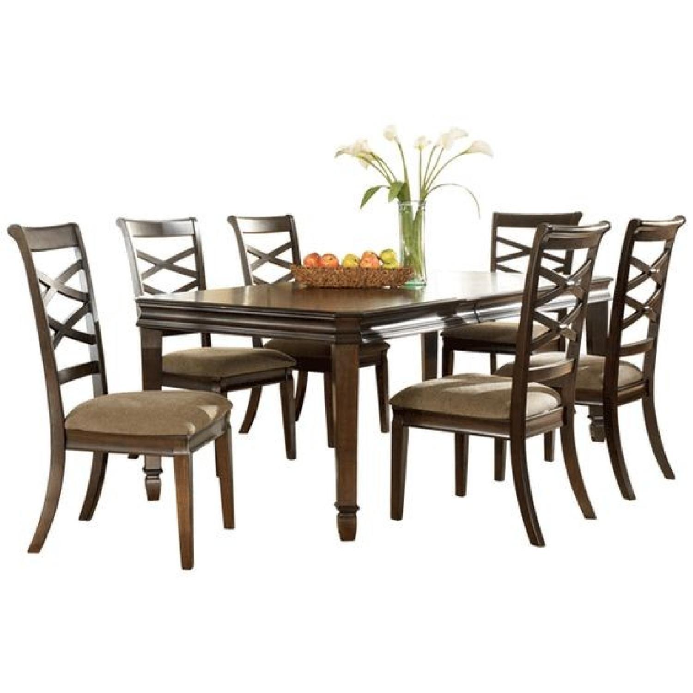Ashley Hayley 7 Piece Dining Set ...