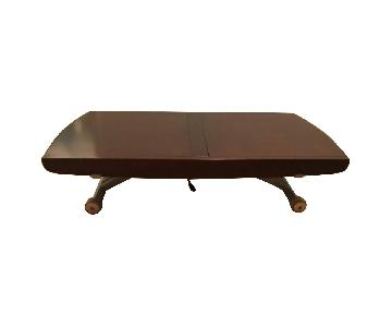 Convertible Coffee to Dining Table