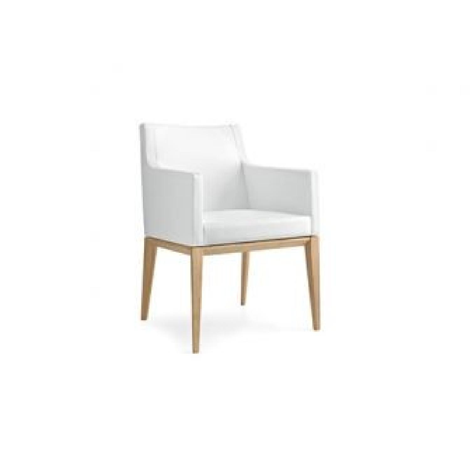 Calligaris Bess Leather Armchair