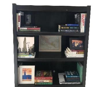 Wood Bookshelf