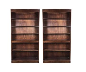 Hickory Chair Company Large Bookcase