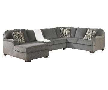 Ashley Furniture Loric 3 Piece Sectional Sofa