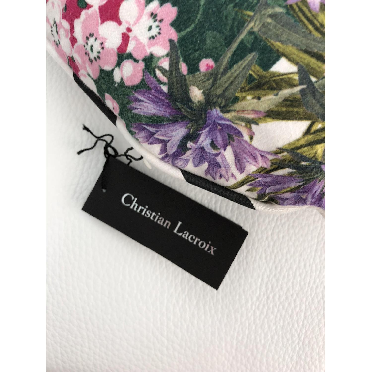 Christian Lacroix Jirafa Opiat Decorative Pillow - image-5