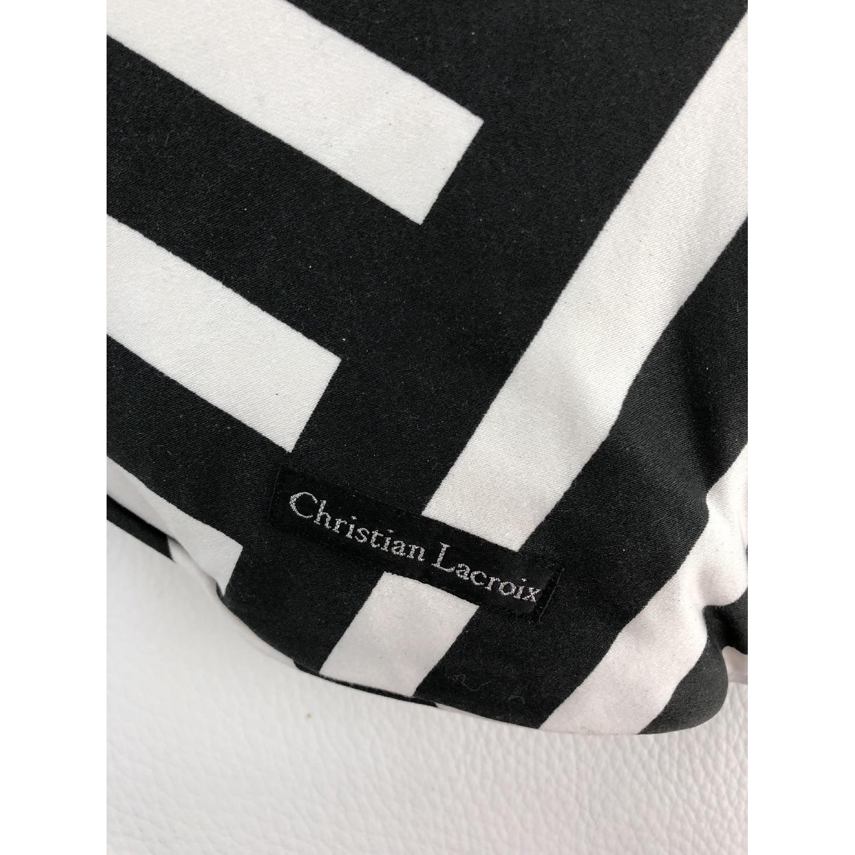 Christian Lacroix Jungle King Opiat Decorative Pillow - image-4