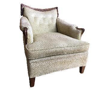 Vintage Low Arm Chair