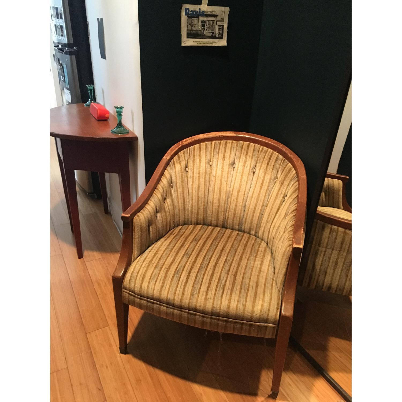 ... Mid Century Club Arm Chair 1 ...