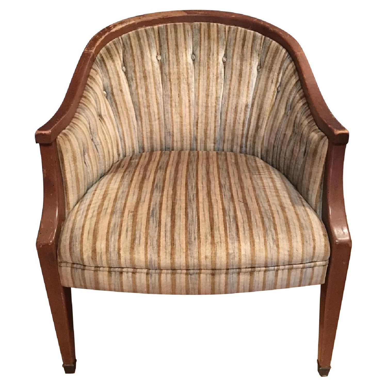 Mid Century Club Arm Chair ...