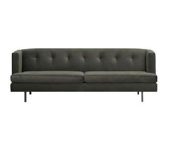 CB2 Mid Century Modern Sofa