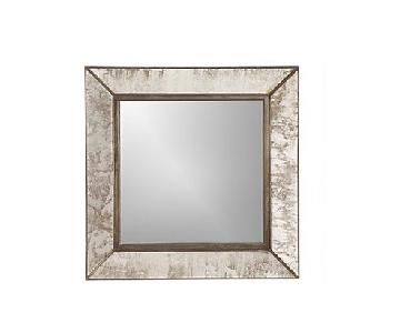 Crate & Barrel Dubois Square Mirrors