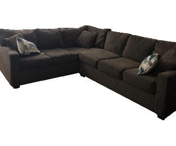 Jennifer Convertibles Corner Sleeper Sectional Sofa