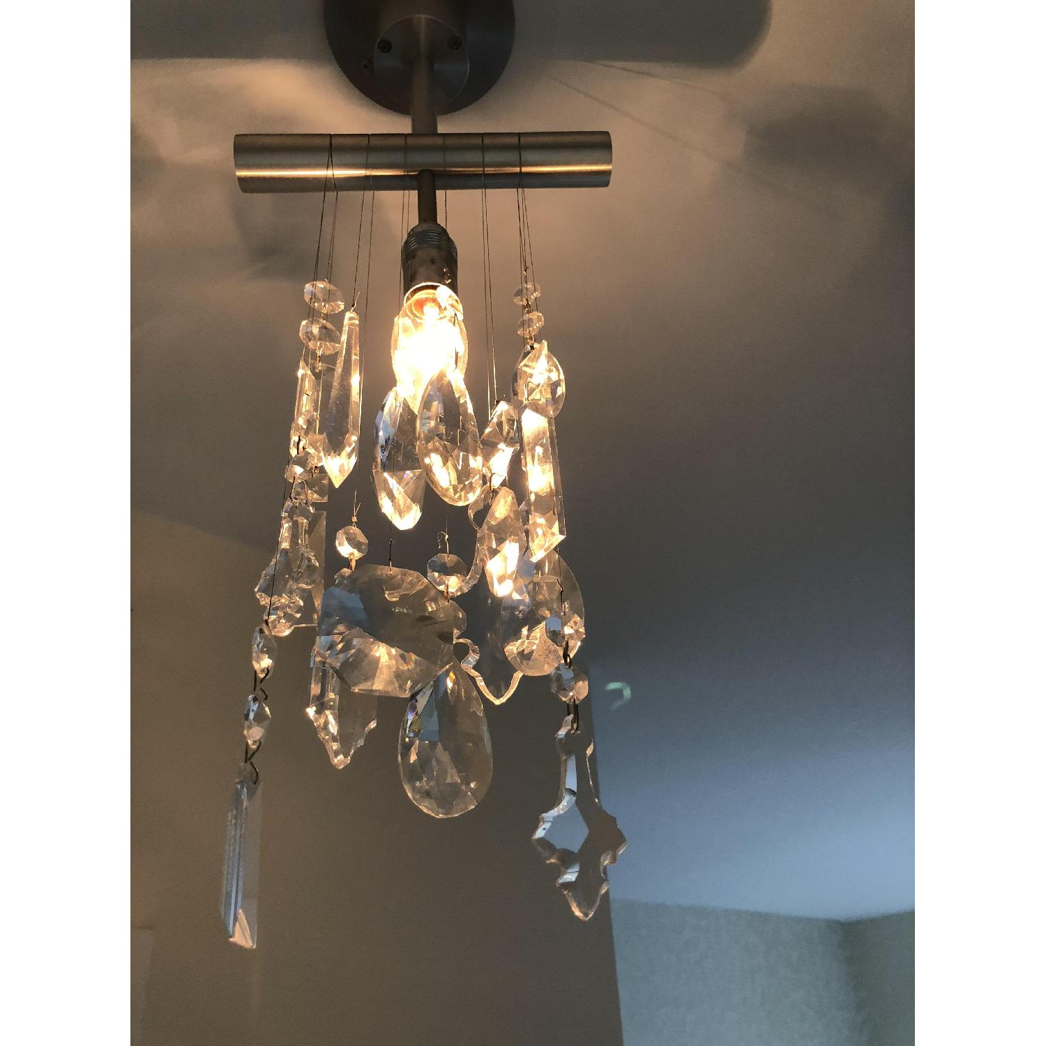 Nostraforma Crystal Ceiling Ceiling Lamp - image-1