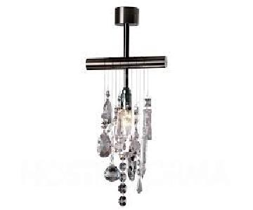 Nostraforma Crystal Ceiling Ceiling Lamp