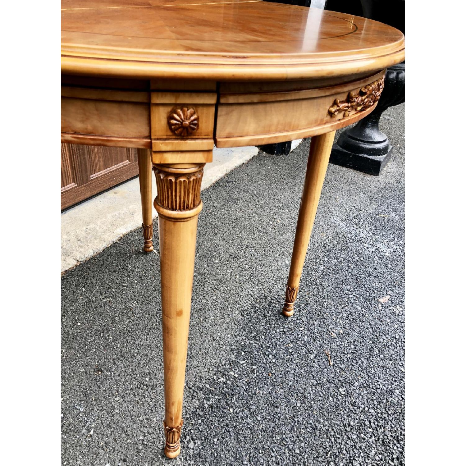 Italian Neoclassical Small Dining/Side Table