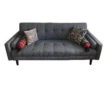 Urban Outfitters Sydney Mid Century Sleeper Sofa