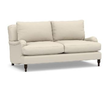 Pottery Barn Carlisle Upholstered Sofa