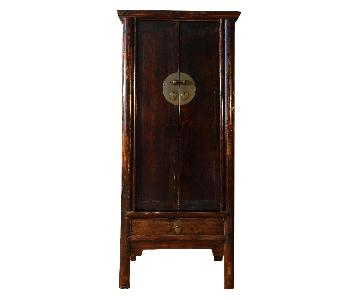 Oriental Furniture Antique Reproduction Chinese Cabinet