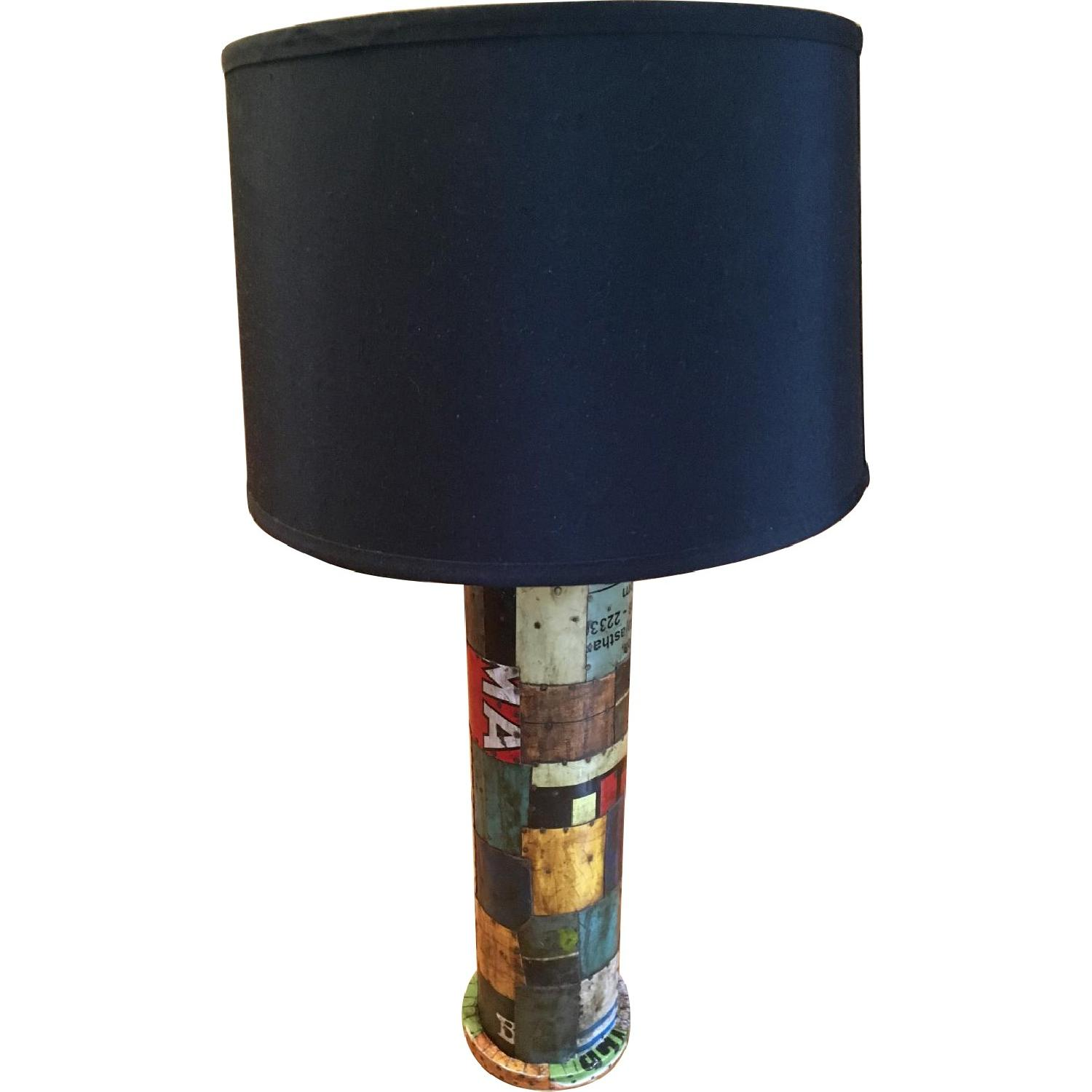 Eclectic Table Lamp