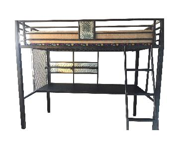 Powell Furniture Monster Twin Loft Bed