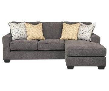 Ashley's Hodan Sectional Sofa in Marble