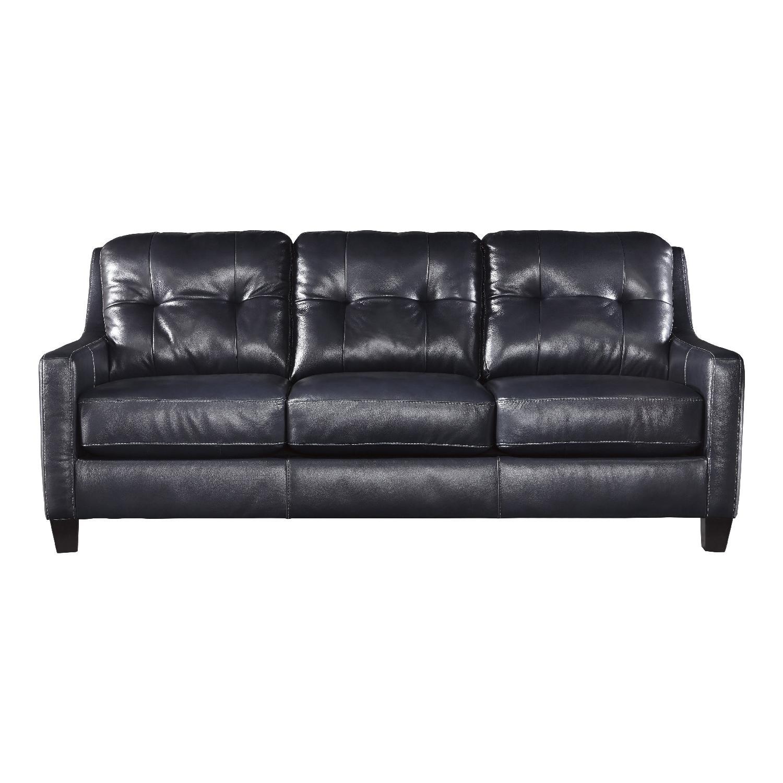 Ashley's O'Kean 3-Seater Sofa in Dark Navy