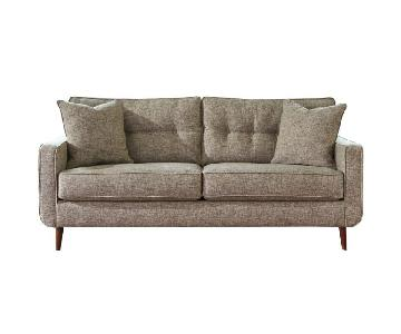 Ashley Chento Jute 2 Seater Sofa