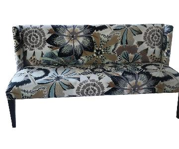Horchow Missoni Upholstered Bench